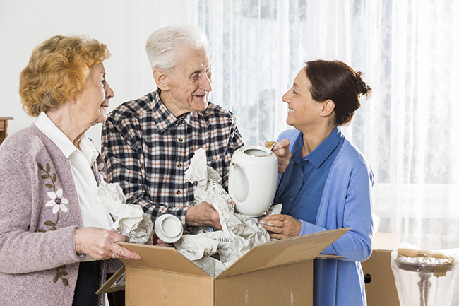 Relocating Senior - Moving & Real Estate Services
